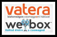 Vatera Csomagpont - Webox